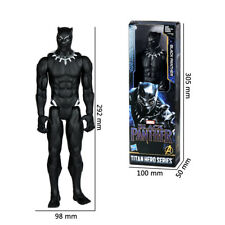 "12""Black Panther Action Figure Super Hero Avengers Infinity War Toy With Boxed"