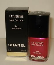 CHANEL LE VERNIS Longwear  Nail Polish Colour # 541 Tentation  NIB