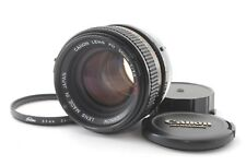 [Exc+++] Canon FD 50mm f/1.4 S.S.C.MF Lens from Japan