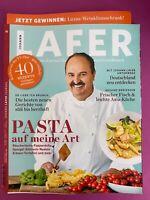 Johann Lafer Frühling 2021 .. Frischer Fisch & leichte Asia-Küche .. Neu!!