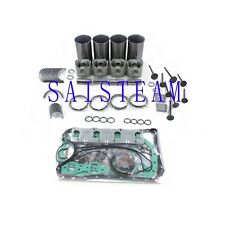 1988-1991 Isuzu Trooper 2.6L SOHC 4ZE1 Engine Rebuild  Kit  Pickup Generator etc