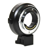 JINTU Lens Mount Adapter for Canon EOS EF EF-S to Micro 4/3 M4/3 M43 Camera OM-D