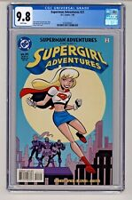 Superman Adventures #21 Bruce Timm Cover CGC 9.8 1st Animated Supergirl