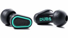 DUBS Acoustic Filters Advanced Tech Earplugs, White, New, Free Shipping