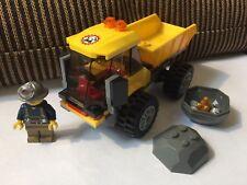 Lego CITY 4201 DUMP TRUCK TIPPER dumper + Miner cty311 ONLY
