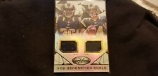 Todd Gurley & Sean Mannion Rams Genuine Authentic Football Dual Jersey Card /799