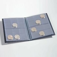 Album de bolsillo ROUTE para 96 monedas.Tamaño exterior: 155x205mm.