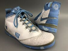 Basketball Shoes Nike Zoom Lebron James Tennis Size 14 Soldier II Elite Blue