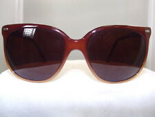 New Vintage Maui Jim CAT EYE Frame with Solid Brown 70% Lens 100% UV PROTECTION