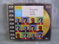 Level 42- Running in the Family- CD-Video/ 4-Track-Maxi-CD- lesen