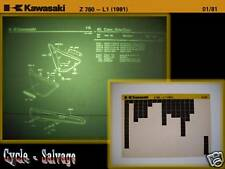 Kawasaki Z 750_L1_Ersatzteilkatalog_Microfich_Fich_1981