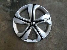 "1 Brand New 2016 16 2017 17 2018 18 Civic 16"" Hubcap Wheel Cover 55099"