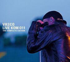 Vasco Rossi - Live Kom 011: The Complete Edition [2cd+dvd) [3 CD] CAPITOL
