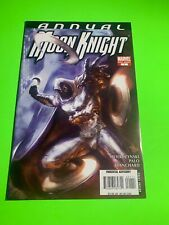 Marvel Comics MOON KNIGHT Annual #1 NM-9.2 Dave Wilkins Cover AVENGERS One Shot