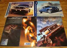 Original 2000 2001 2002 2003 2004 Ford F-250 F-350 Pickup Sales Brochure Lot 5