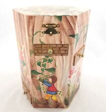 Dance Of The Sugar Plum Fairy Music Box Jewelry Trinket Box Dancing Figure