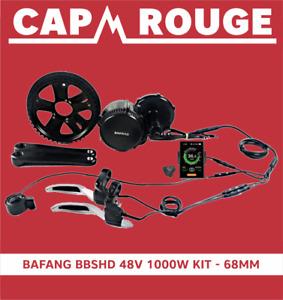 Bafang 48 Volt 1000W BBSHD Conversion Kit 68MM DPC18 Display Australian Stocked