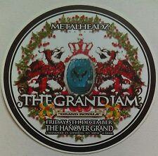Metalheadz ~ Grand Royala @ The Hanover Grand, 5/12/97 Rave Flyers