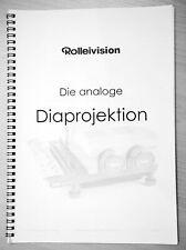 Katalog: Rollei Rolleivision P66s 66 AV DUAL P 6x6 Diaprojektoren 2020