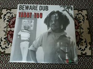 Yabby You , Beware Dub , Pressure Sounds Label , 2 x LP