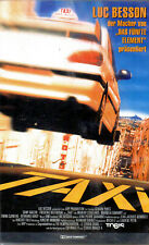 VHS Kassette Video - Taxi - Luc Besson