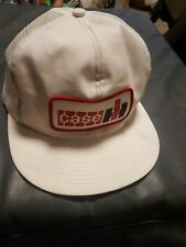 Vintage Case IH K Products Mesh USA Hat Snapback Trucker Cap Patch White fair