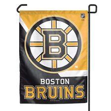 Boston Bruins Garden Flag 11 x 15