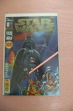 9.6 NM+ NEAR MINT STAR WARS # 1 EURO VARIANT RRP SDCC YOP 1999