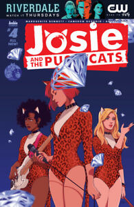 Josie and The Pussycats #4 ARCHIE COVER A 2017