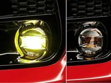 [NEW] JDM Subaru WRX S4 VAG LED Fog Lamp Yellow Genuine OEM