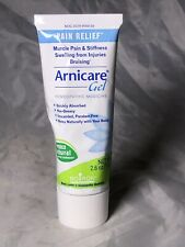 Boiron Arnicare Gel Homeopathic Medicine for Pain Relief 2.6 oz  EXP 08/22