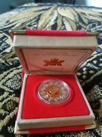 RCM - Canada 15 Dollars 1998 - Lunar New Year - Tiger - Original Packaging