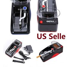 Electric Automatic Cigarette Rolling Machine Tobacco Injector Maker Roller