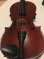 violon de maître m. couturieux aubert lutherie artistique cremone 1780 archer