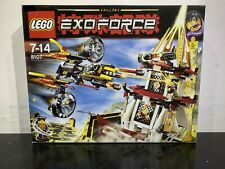 LEGO EXO-FORCE 8107 - FIGHT FOR THE GOLDEN TOWER (NUOVO, NEW, RARE)