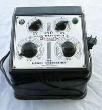 Lionel  transformer 150 watts works exceptionally well