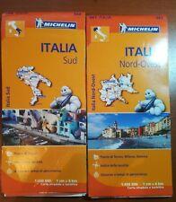Italia Sud - Italia Nord - Ovest  - AA.VV.  - Michelin - M