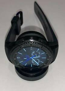 Samsung Gear S3 Frontier: Model SM-R760 Black