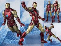 Avengers: Endgame Iron Man Mark MK 85 S.H.Figuarts Action Figurine 15cm
