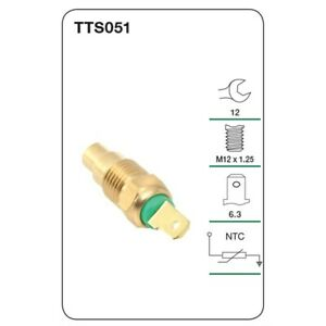Tridon Water Temperature Sender TTS051 fits Nissan Urvan 2.7 D (E24)
