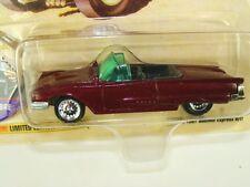 Johnny Lightning Frightning Lightnings Elvira Macabre '58 Thunderbird Mobile S2