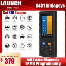 Launch AIDIAGSYS Automotive System Diagnostic Tool ABS EPB DPF Oil Reset TPMS