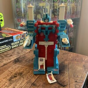 Transformers G1 Ultra Magnus Action Figure Playset Vintage Robot Retro Autobot