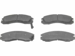 For 1991-1992 Eagle 2000 GTX Brake Pad Set Front Wagner 32251TW AWD