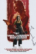 MELANIE LAURENT signed Autogramm 20x30cm BASTERDS In Person autograph COA