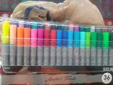 New Master's Touch Fine Art Brush Markers Twin tip  & Micro-Line Markers