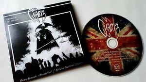 Quartz -Satan's Serenade . EP .CD (2018). NWOBHM