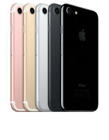 Apple iPhone 7 - 32GB - Black (Verizon) Unlocked Smartphone