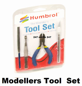 Humbrol AG9150  Modellers Tool Set , Modles  Hobby Craft Tool Kit