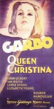 Queen Christina Poster Greta Garbo 1933 OLD MOVIE PHOTO 1